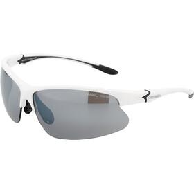 Alpina Dribs 3.0 Cykelbriller, white-black